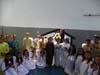 Encerramento da Catequese 2017 com a visita do Padre Jordano ao CEML