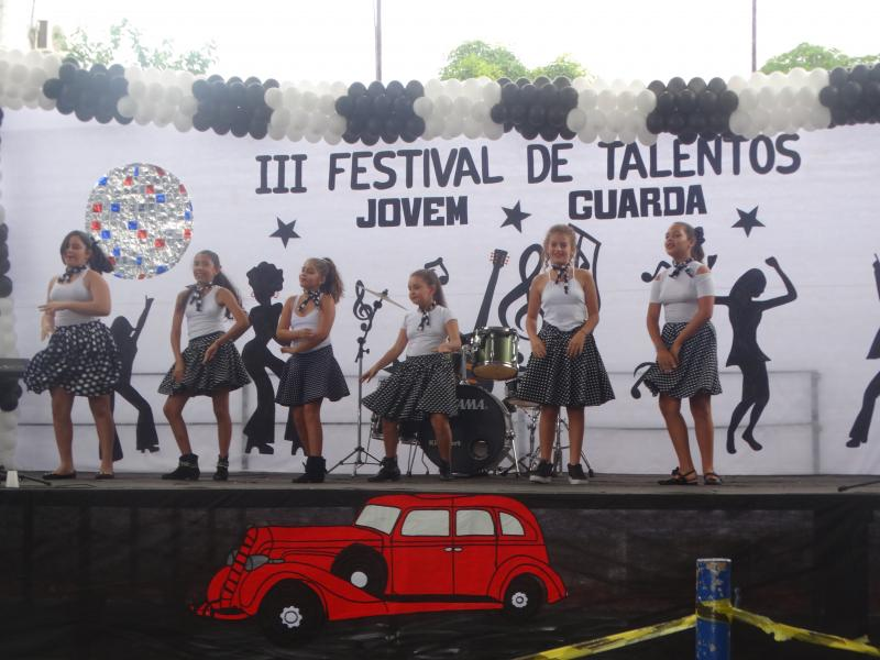III FESTIVAL DE TALENTOS 2018 - TEMA: JOVEM GUARDA