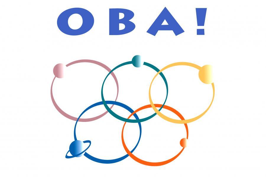 Alunos contemplados com medalhas da OBA