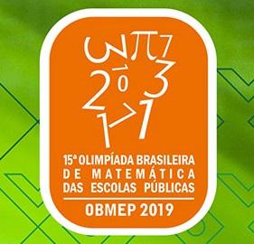 ALUNOS APROVADOS PARA A SEGUNDA FASE DA OBMEP 2019